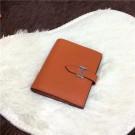 Hermes Bi-Fold Wallet H006 orange