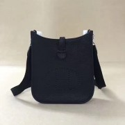 Hermes Mini Evelyne TPM Bag Black