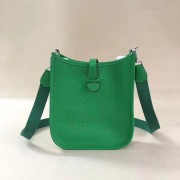Hermes Mini Evelyne TPM Bag Green