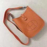 Hermes Mini Evelyne TPM Bag Orange