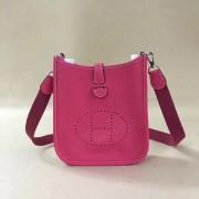 Hermes Mini Evelyne TPM Bag Rose
