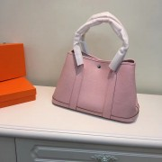 Hermes Garden Party Handbag Small 31cm Pink